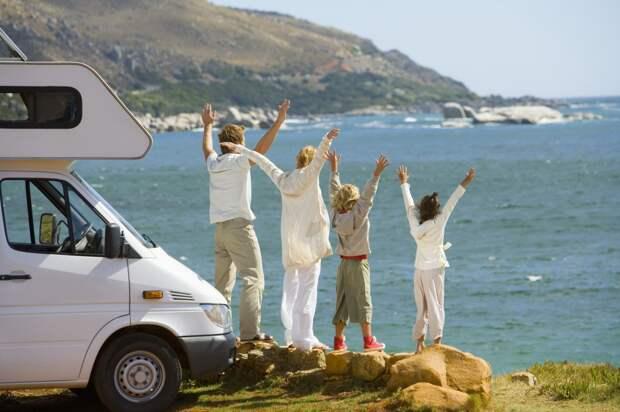 В отпуск на авто, какой смысл объезжать федеральные трассы?