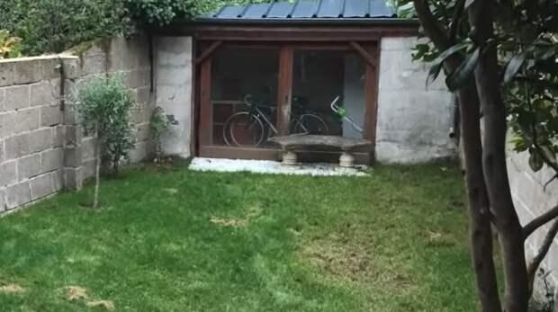 Необычная и очень уютная идея: райский уголок на заднем дворе
