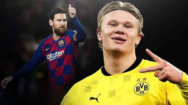 Приоритет «Барселоны» на лето — покупка Холанда, а не продление контракта с Месси