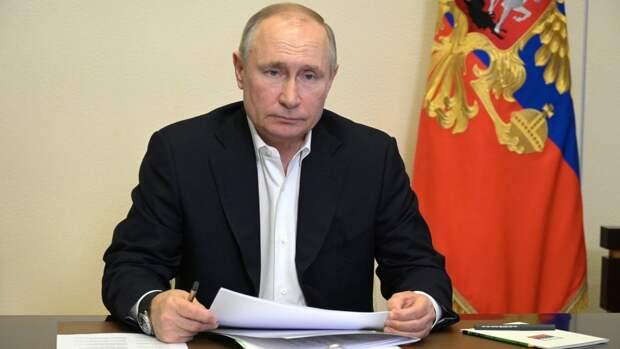 Владимир Путин отметил развитие российско-эфиопских отношений