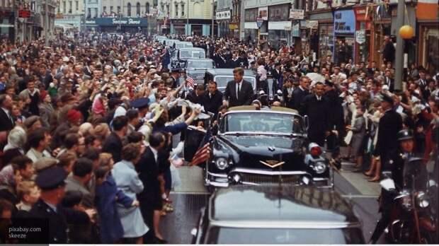 Американист предсказал Трампу судьбу убитого Джона Кеннеди