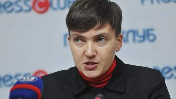 Савченко назвала виновных в ухудшении отношений России и Украины
