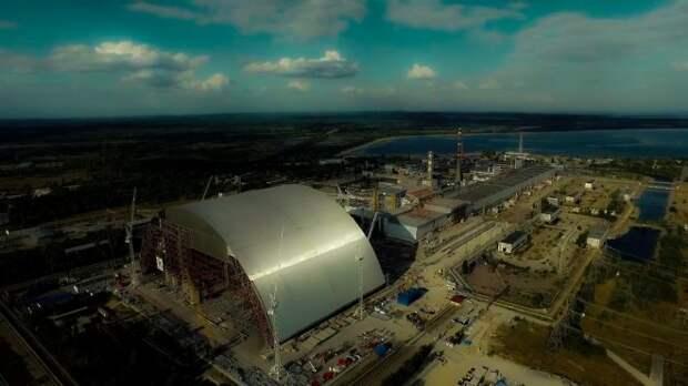 Чернобыль и Зона отчуждения через 100 лет