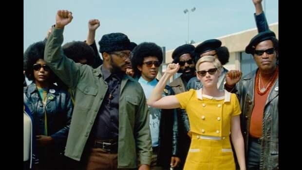«Опасная роль Джин Сиберг»: Черные пантеры, желтая пресса