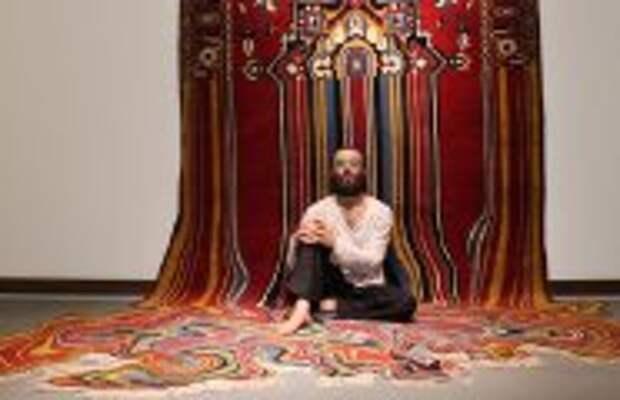 Art: Мастер из Азербайджана создаёт ковры, соединяя вековые традиции с элементами сюрреализма: Фаиг Ахмед