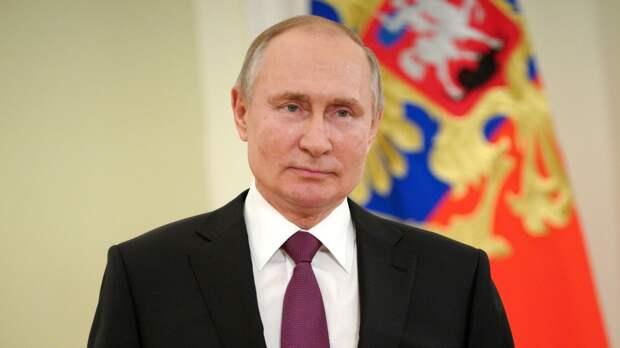 Путин заявил, что использованию нацистской идеологии нет оправдания