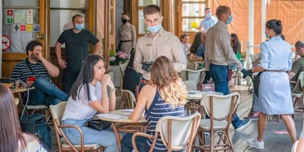Рестораны «Чайхона №1» и «Бараshka» в ЦАО могут закрыть за нарушение антиковидных мер