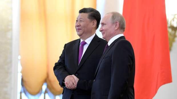 Путин и Цзиньпин примут участие в запуске совместного ядерного проекта