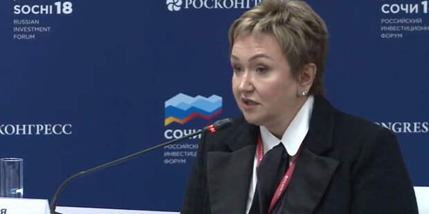 Наталия Филева погибла на самолете собственной компании