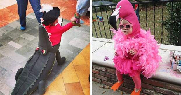 дурацкие костюмы на хэллоуин