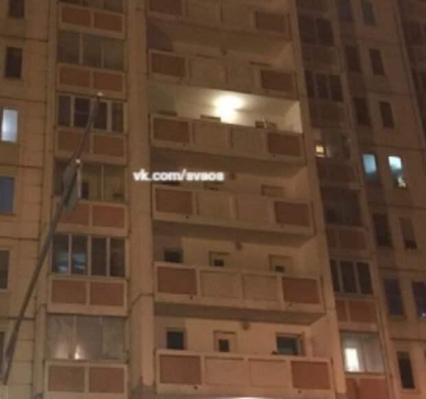 На общих балконах домов на Дмитровском восстановят освещение