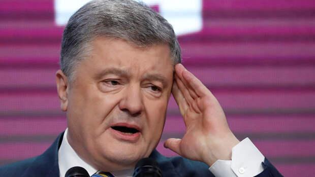 Порошенко назвал Азовское море украинской территорией