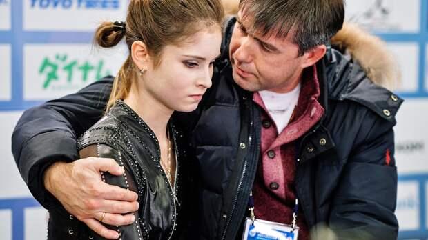 Последний турнир вкарьере Липницкой: катание через боль, плачущий «Мегаспорт», поддержка Медведевой