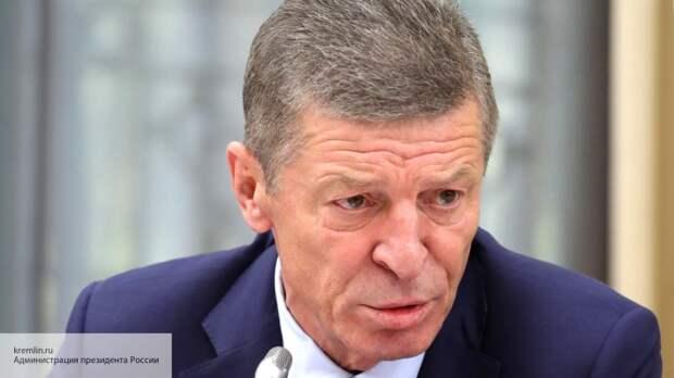 По Украине решение принято: какую модель будет реализовывать Козак в Донецке и Киеве?