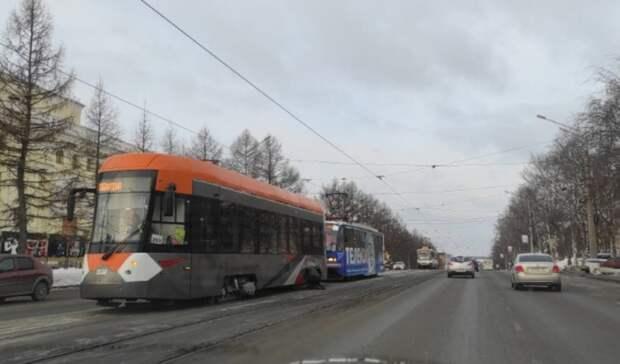 287,4млн рублей выделено изместного бюджета натрамвайные перевозки вНижнем Тагиле