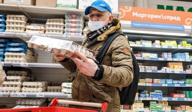 Перевозчики отказываются везти продукты в Москву