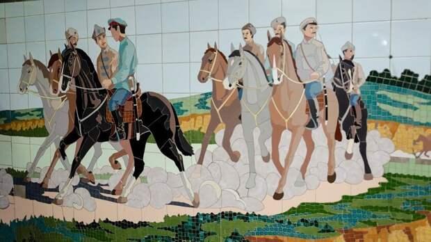 Под усиленную охрану возьмут переходы с мозаикой в Ростове