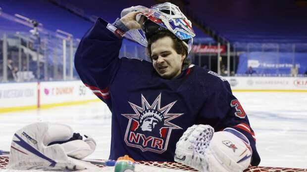 Русские тащили «Нью-Йорк» даже без Панарина. Но крутые спасения Шестеркина и гол Бучневича не спасли «Рейнджерс»