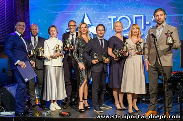 Объявлены победители 9-ой Национальной премии экспертов автомобильного бизнеса «ТОП-5 АВТО» и обладатель титула «Автомобиль года»