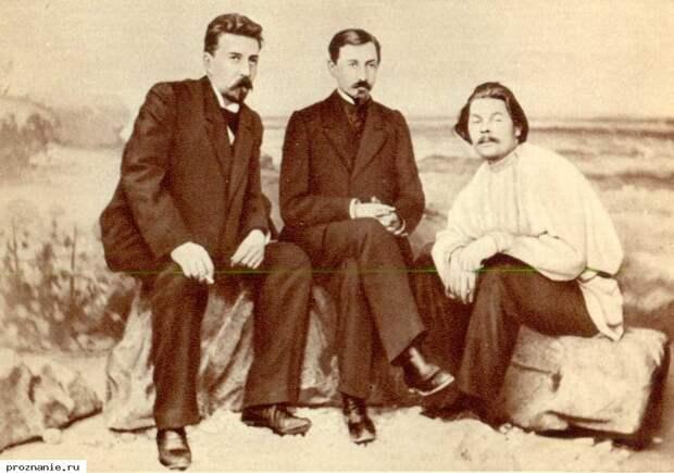 За что Бунин терпеть не мог Горького?