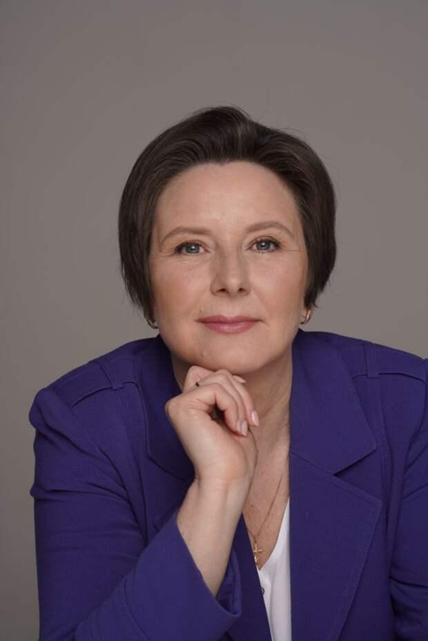 Светлана Разворотнева: Необходимо расширить природные территории Москвы. Фото: Екатерина Бибикова