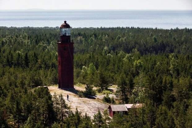 На страже морей: маяки России