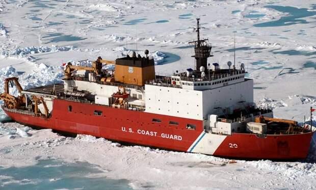 Пресса США: Пока русские закрепляются в Арктике, у нас ледоколы разбираются на запчасти