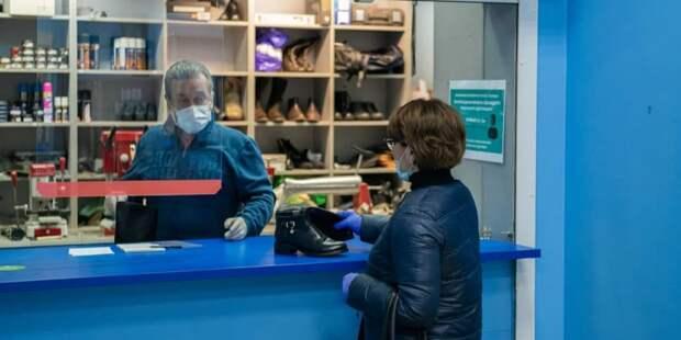 Собянин выделил 5 млрд рублей на субсидии малому и среднему бизнесу. Фото: М. Мишин mos.ru