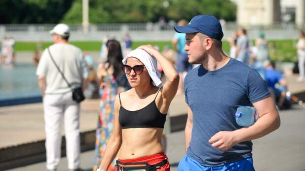 Синоптик Тишковец спрогнозировал рекордную за 124 года жару в Москве