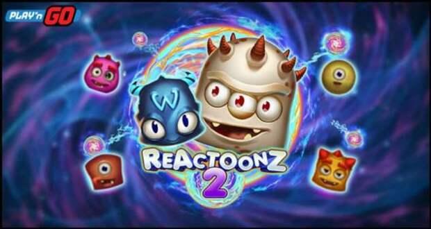 Стай казино Вавада –новый слот Reactoonz 2