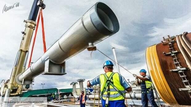 В Wintershall Dea исключили влияние санкций США на завершение СП-2