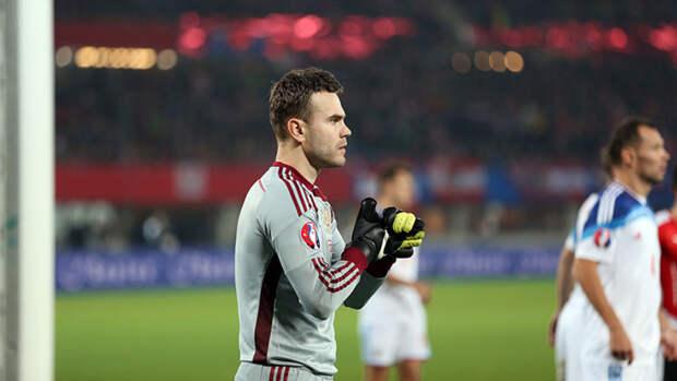 Следующий футбольный сезон может стать последним для Игоря Акинфеева