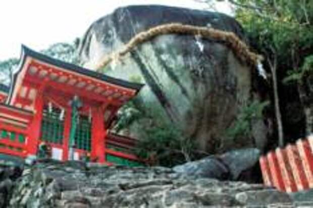 Паломнический маршрут Кумано Кодо