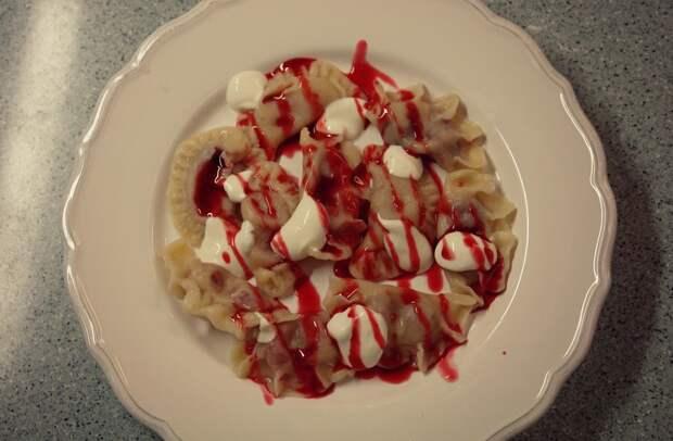 Рецепты по четвергам. Вареники с сухофруктами (3)