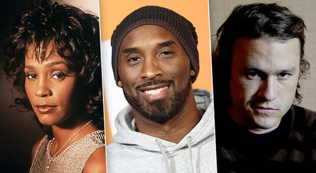 Так неожиданно, так грустно: Робин Уильямс, Принц, Уитни Хьюстон и еще 7 звезд, внезапно ушедших из жизни
