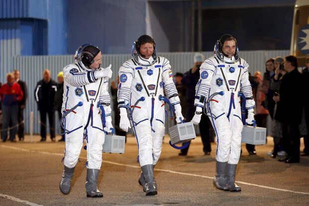 Какие бывают космонавты?