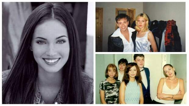 14 архивных фото знаменитостей из неповторимых 90-х