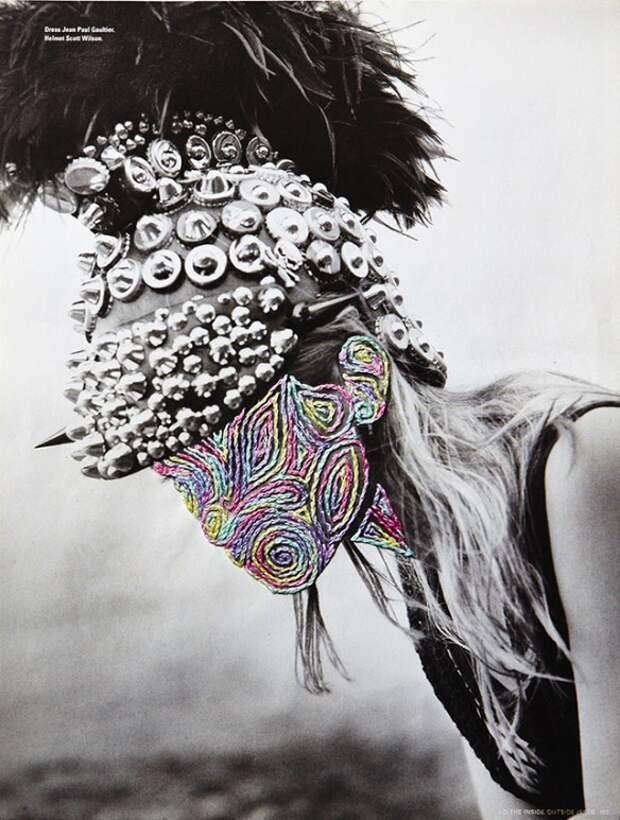 Мужской взгляд на вышивку. Jose Romussi