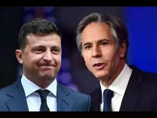 Зеленскому посоветовали подождать «за дверью» завершения переговоров Путина с Байденом