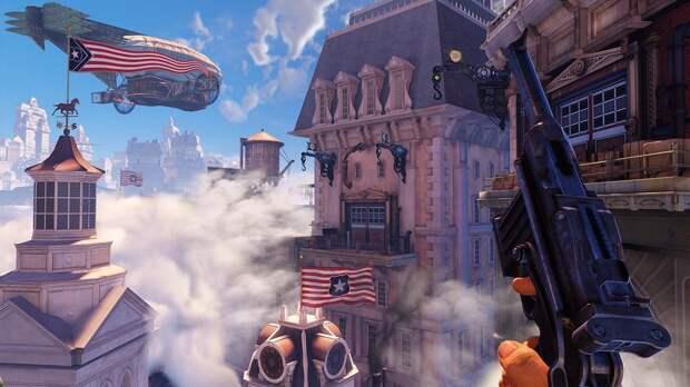 Следующая BioShock станет игрой с открытым миром и развитым ИИ