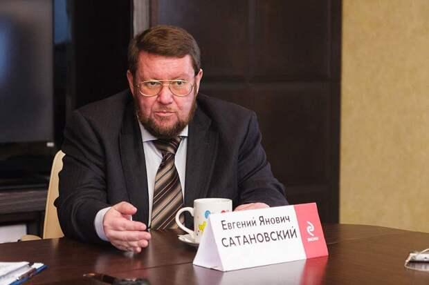 В защиту национальных моральных традиций и ценностей... Евгений Сатановский