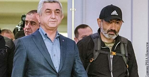 Почему армянского лидера удалось свергнуть так легко и быстро