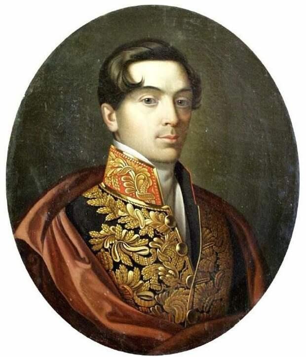 Валериан Николаевич Зубов, внук А. В. Суворова.