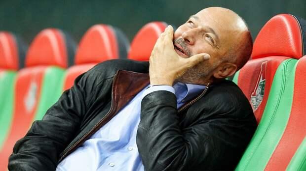 Широков считает, что Кикнадзе заслужил отставку: «Результат плачевный — полный провал «Локомотива»
