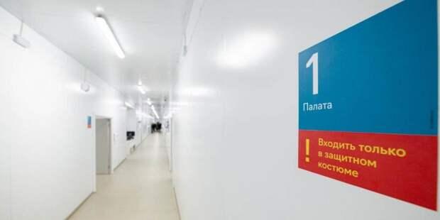 Депутат Мосгордумы отметила необходимость строгого контроля за выявленными больными COVID-19 / Фото: mos.ru