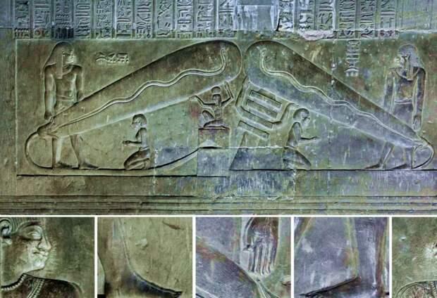 Загадки древности: лампы, горящие без электричества