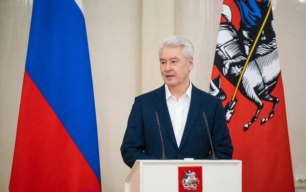 """Собянин поддержал идею """"ЕР"""" о создании окружных и районных волонтерских центров"""