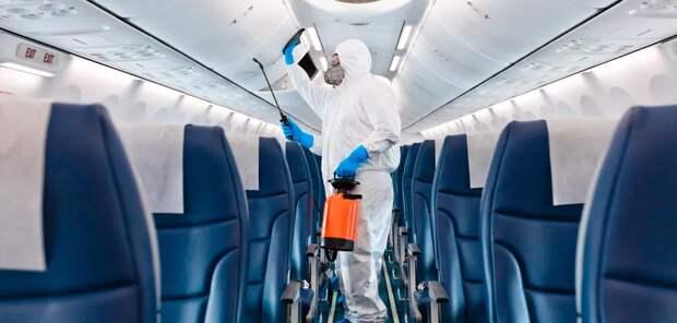 IATA ухудшила мировой прогноз убытков авиакомпаний до $48 млрд из-за пандемии