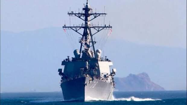 Учения кораблей НАТО в Баренцевом море закончились провалом