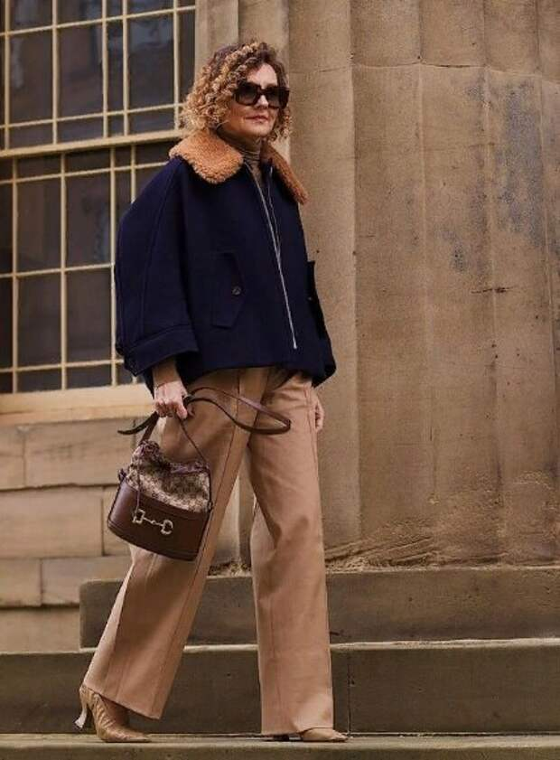 Какие брюки выбрать в 50+. Самые стильные модели брюк для любой фигуры